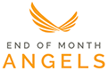 End of Month Angels Logo