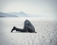 Head in the Sand about your trust account